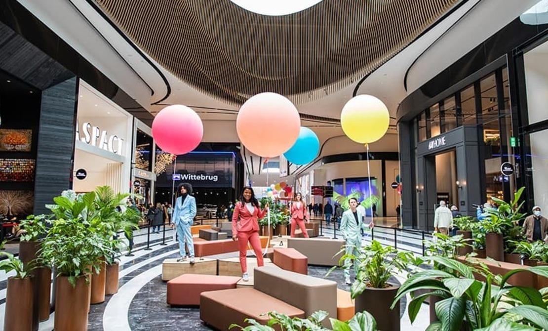 winkelcentrum renovatie