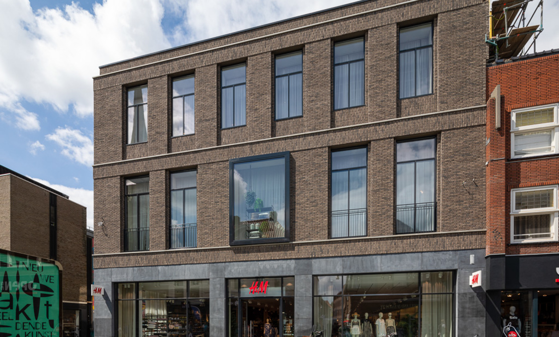 Breda binnenstedelijke renovatie
